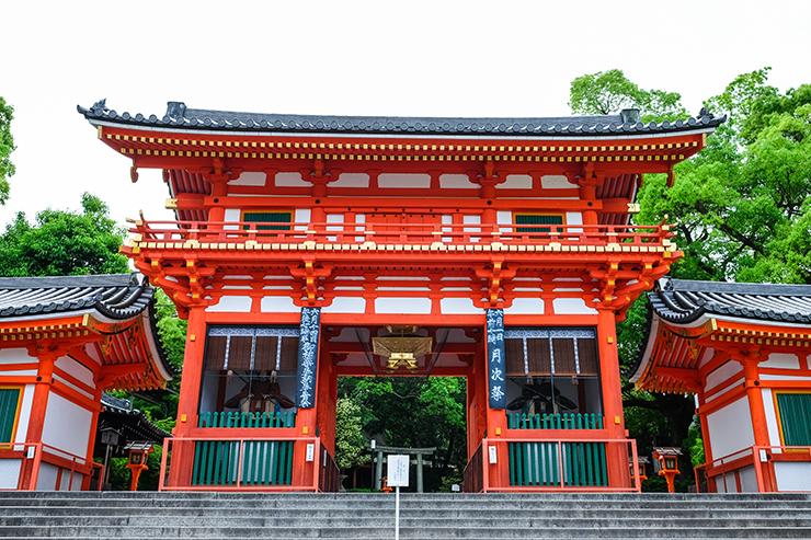 八坂神社(簡体) | 春夏秋雪 京の宿 ギオン福住【公式サイト】